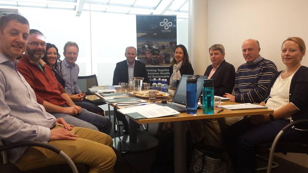 CSP Steering Group Meeting