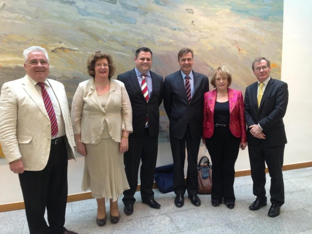 EU Oireachtas Affairs Committee