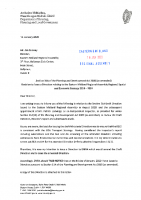 200114_Minister's Direction FINAL Letter