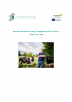 Smart Agriculture Stakeholder Report